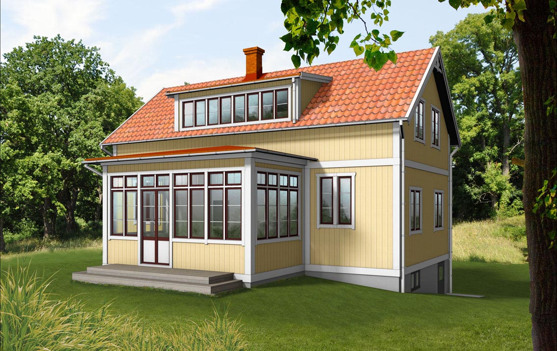 Tillbyggnad-20-talshus-Bjorknas-Nacka-ide´